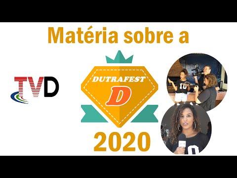 Matéria Dutrafest Feira de Artesanato em 26/01/2020