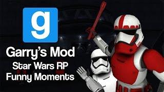 The Ultimate Minge? (Gmod Star Wars RP)