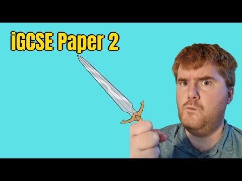 iGCSE Mathematics Exam Paper 2 May / June 2018 Version 2 Full Walkthrough