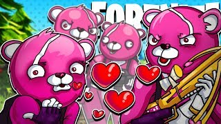 The Cuddle Bears Spread Love!   Fortnite Battle Royale