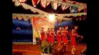 preview picture of video 'Múa - xóm Bầu - Chiều trên Bản Thượng'