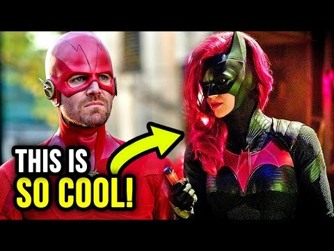 WOW! New Elseworlds Promo Teases Mr Freeze & Batwoman Meets Oliver!