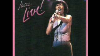'I'm Catching Hell (Living Here All Alone)' LIVE by Natalie Cole