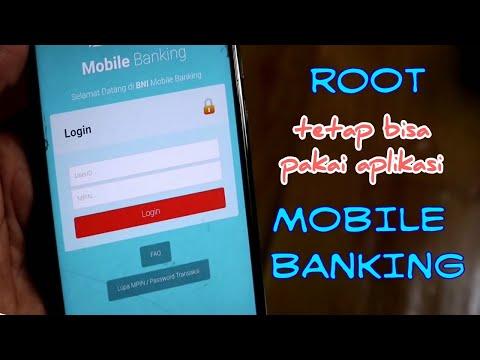 Cara pakai aplikasi mobile banking di HP yang sudah root. Magisk Hide, sembunyi aplikasi dari root