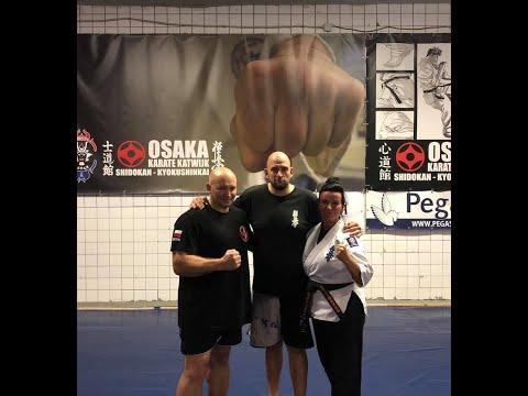 Kamil Bazelak: Szkolenie MMA w Osaka Dojo