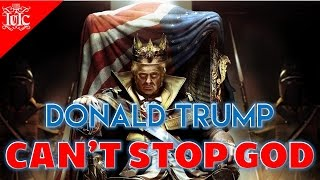 The Israelites: Donald Trump Can't Stop God #ProphecyRevealed