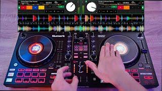 PRO DJ MIXES POP CLUB MUSIC ON $250 DJ GEAR - Creative DJ Mixing Ideas For Beginner DJs