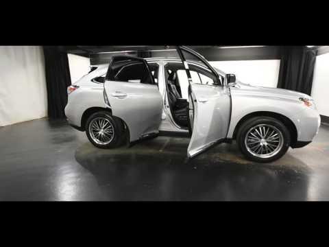 Lexus RX 450h 4WD navigointi + audiopaketti, Maastoauto, Automaatti, Hybridi, Neliveto, FJZ-907