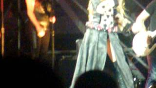 Gypsy Heart Tour à Mexico - Obsessed Performance - 26/05/11