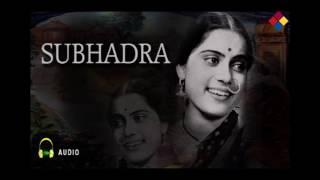 Saawariya Oye Bansuriya Oye | Subhadra 1946 | Lata