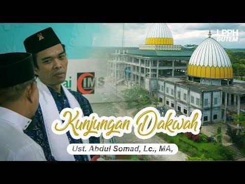 Kunjungan Dakwah Ust. Abdul Somad ke Pondok Pesantren Hidayatullah Balikpapan