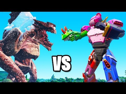 , title : 'The MONSTER vs ROBOT FIGHT in FORTNITE! (Live Event)'