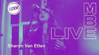 """Sharon Van Etten performing """"Seventeen"""" live on KCRW"""
