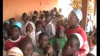 preview picture of video 'School class, Ngaoundéré, Cameroon'