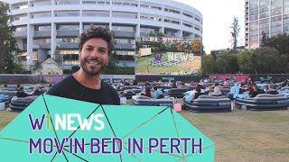 WEST 1 NEWS - Mov'In Bed in Perth