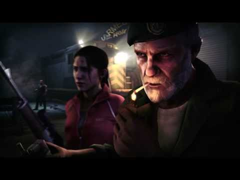 Get Chills With Left 4 Dead's 'The Sacrifice' Cinematic Trailer