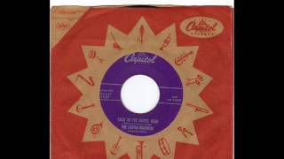 THE LOUVIN BROTHERS  - CASH ON THE BARREL HEAD -  YOU'RE RUNNING WILD -  CAPITOL F3523