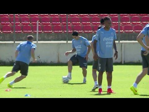 Pese a lesión, Suárez irá a la Copa América Centenario