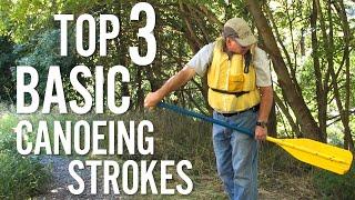 010 - Basic Canoeing Strokes