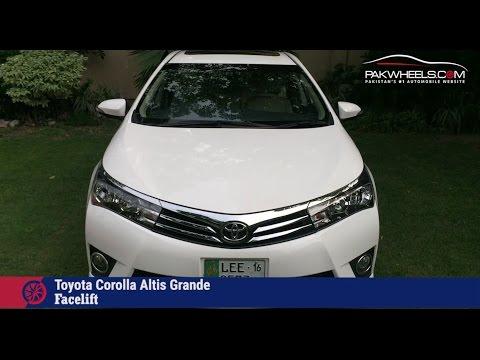 Toyota Corolla Grande | Expert Review
