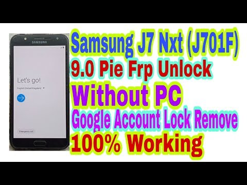 Download Samsung Galaxy J7 Nxt J701f Hard Reset And Phone Lock Reset