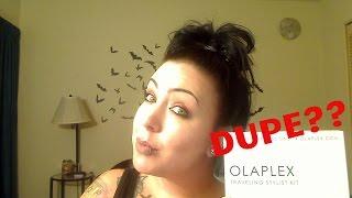 Olaplex Dupe At Sally Beauty Supply?!?!?!