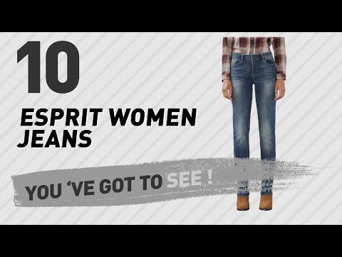 Esprit Women Jeans // New & Popular 2017