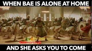 When Bae Alone - Meme