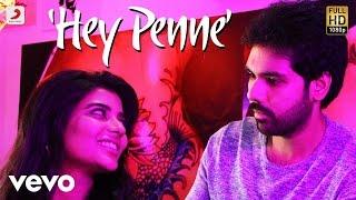 Kattappava Kaanom   Hey Penne Tamil Lyric | Sibiraj | Santhosh Dhayanidhi