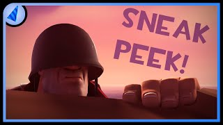 Saxxy Entry Sneak Peek - Mountaineering Mercenaries