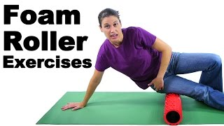 Foam Roller Exercises To Relieve Muscle Pain - Ask Doctor Jo