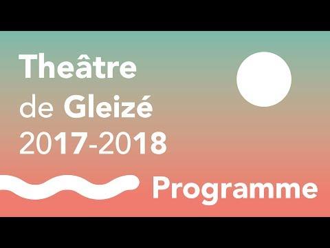 Théâtre de Gleizé  2017-2018