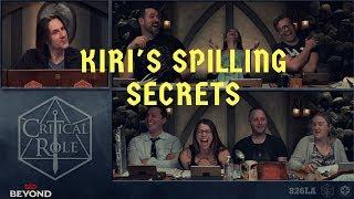 Caleb And Nott Babysit And Kiri Spills Secrets