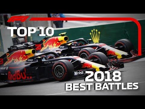 Top 10 Battles of 2018