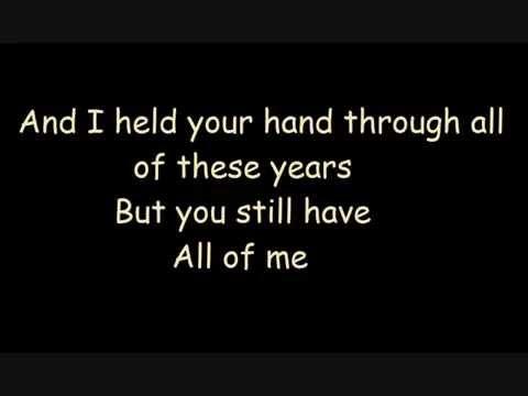 Evanescence My Immortal Chords