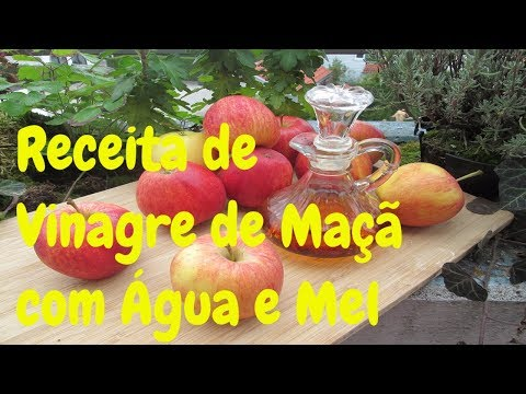 , title : 'Receita de Vinagre de Maçã com Água e Mel | Culinária Saudável