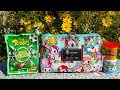 Ju-Ju-Be Tokidoki Unikikki Toy Surprise Bags Play Doh Hello Kitty Smurfs...