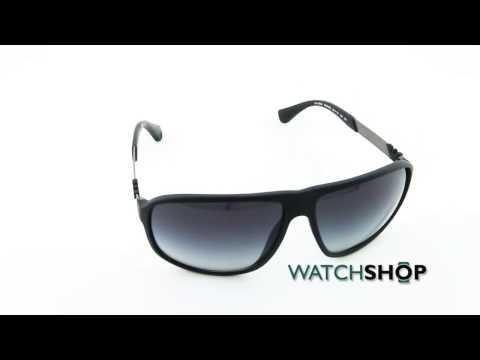 Emporio Armani Men's EA4029 Sunglasses (EA4029-50638G-64)