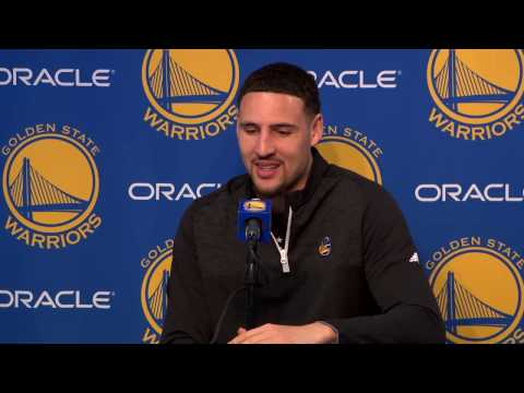 A Message from Klay Thompson