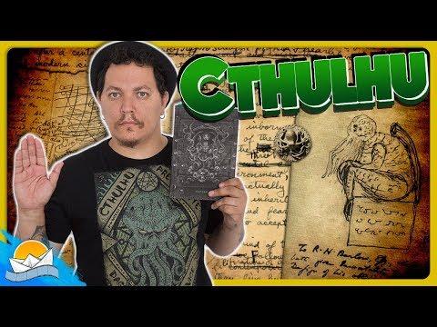 O CHAMADO DE CTHULHU | MEDO CLÁSSICO | HP Lovecraft