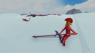 NEJVĚTŠÍ FLÁKAČ VE HŘE! | Totally Accurate Battle Simulator #4