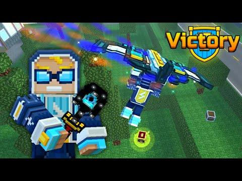 SPARK *VICTORY* Pixel Gun 3D BATTLE ROYALE
