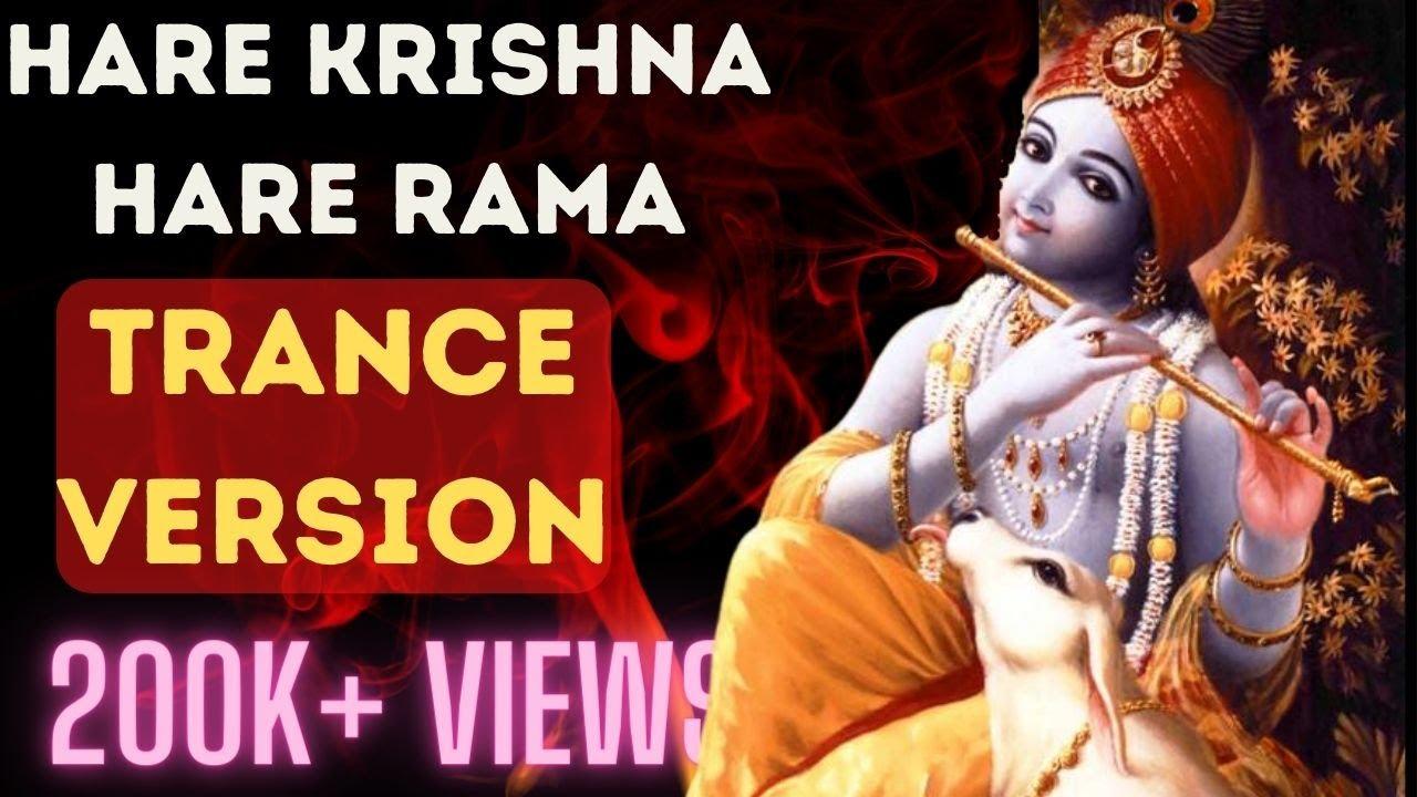 TRANCE* Hare Krishna Hare Rama | Feel Blessed | Sukhdev