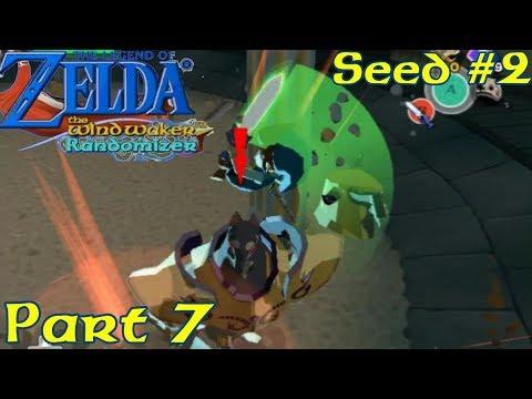 THE FIRST DUNGEON - Zelda Wind Waker Randomizer (Part 37
