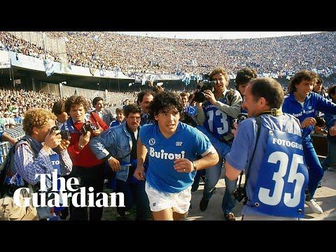 Movie Trailer: Diego Maradona (0)