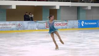Диана Дэвис, КП (КМС), V этап КР 2015