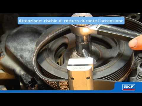SKF - Strumento per il montaggio delle cinghie elastiche - VKN 300