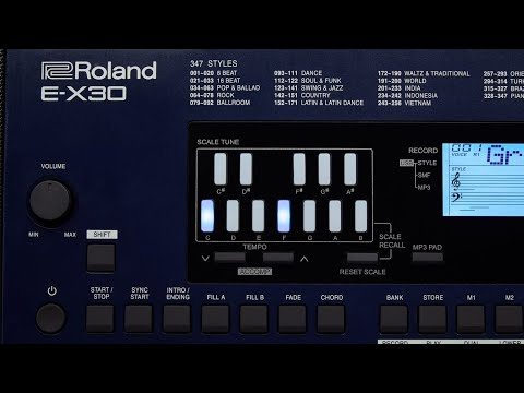 Download Roland Ex30 Features And Specifications Price In India