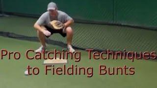 Youth Baseball Catching Drills