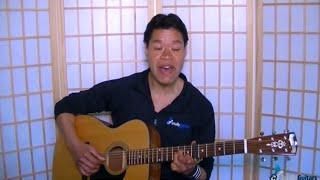 Flightless Bird, American Mouth - Iron & Wine - Guitar Lesson
